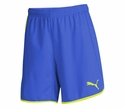 Puma Women's Pulse Shorts - Royal/Lime