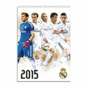 Real Madrid 2015 Wall Calendar