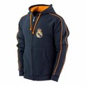 Real Madrid Full Zip Hoodie