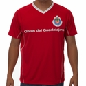 Rhinox Chivas Home Poly Top - Red
