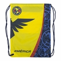 Rhinox Club America Cinch Bag - Yellow