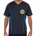 Rhinox Club America Poly Top - Blue