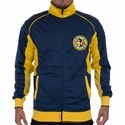 Rhinox Club America Track Jacket - Blue