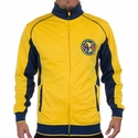 Rhinox Club America Track Jacket - Yellow
