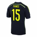 Sergio Ramos adidas Spain 2014 Away Jersey