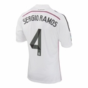 Sergio Ramos Real Madrid 14/15 Home Jersey