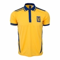 Tigres UANL Mesh Polo - Yellow