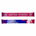U.S. Soccer Eagle Fan Scarf