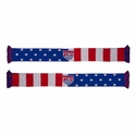 U.S. Soccer Stars and Stripes Scarf