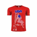 United States 2015 CONCACAF Gold Cup Youth Trophy Tee