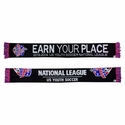 US Youth Soccer National League Knit Scarf