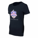 USYS Girls National League Women's Tee - Black