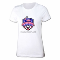 USYS Girls National League Women's Tee - White