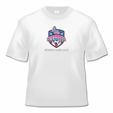 USYS Boys National League Men's Tee - White