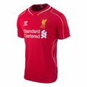 Warrior Liverpool 2014/2015 Home Jersey