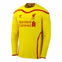Warrior Liverpool 2014/2015 LS Away Jersey