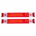 Warrior Liverpool Kop Scarf - Red