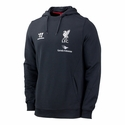Warrior Liverpool Training Hoody - Black