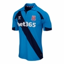 Warrior Stoke City 2014/2015 Away Jersey