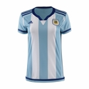 Women's adidas Argentina 2015 Home Jersey
