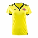 Women's adidas Colombia 2015 Home Jersey