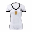 Women's adidas Germany 2016 Home Jersey