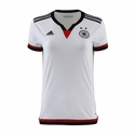 Women's adidas Germany 2015 Home Jersey
