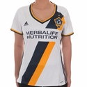 Women's adidas LA Galaxy 2016/2017 Home Jersey