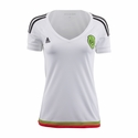 Women's adidas Mexico 2015 Away Jersey
