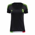 Women's adidas Mexico 2015 Home Jersey