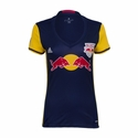 Women's adidas New York Red Bulls 2017/2018 Away Jersey