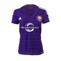 Women's adidas Orlando City SC 2016/2017 Home Jersey
