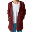 Women's adidas Training Comfort Cover-Up - Mystery Red
