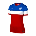 Women's Nike USA 2014/2015 Away Stadium Jersey