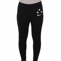 Women's Nike USA Leg-A-See Tights - Black