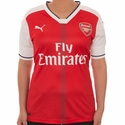 Women's Puma Arsenal 2016/2017 Home Jersey