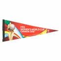 Women's World Cup 12x30 PQ Pennant