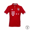 Youth adidas FC Bayern Munich 2016/2017 Home Jersey