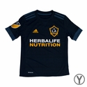Youth adidas LA Galaxy 2017/2018 Away Jersey