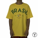 Youth Fifth Sun Brazil 2016 Copa America Tee - Yellow