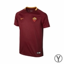 Youth Nike A.S. Roma 2016/2017 Stadium Home Jersey