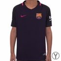 Youth Nike FC Barcelona 2016/2017 Stadium Away Jersey