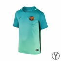 Youth Nike FC Barcelona 2016/2017 Stadium Third Jersey