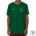 Youth Nike Giovani dos Santos Hero Tee - Pine Green