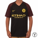 Youth Nike Manchester City FC 2016/2017 Stadium Away Jersey