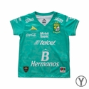 Youth Pirma Leon 2016/2017 Home Jersey