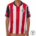 Youth Puma Chivas 2016/2017 Home Jersey