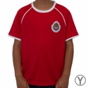 Youth Rhinox Chivas Poly Tee - Red