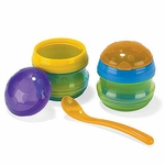 Baby Travel Bowl Set