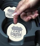 Car Cup Holder Coasters